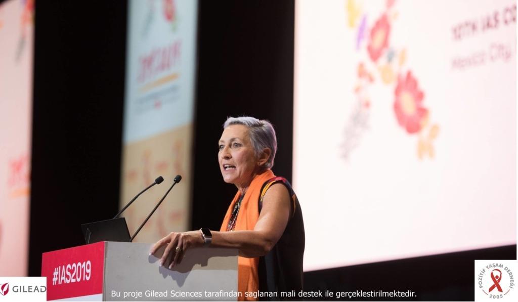 HIV, AIDS, IAS, IAS 2019