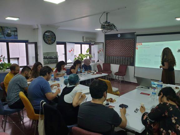 Sosyal Hizmet Uzmanları Derneği ile Atölye, 26 Haziran 2019