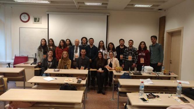 Hacettepe Üniversitesi HIV ve Damgalama Toplantısı, 11 Mayıs 2019