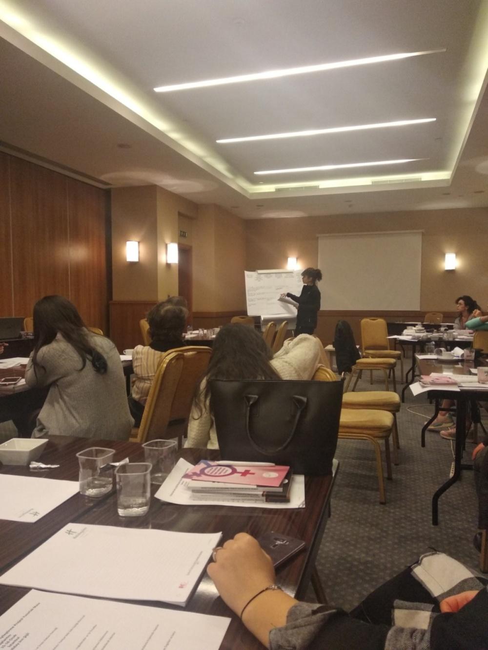Seks İşçiliği Mevzuatı İyileştirme Projesi'nin Yuvarlak Masa Toplantısına Katıldık!